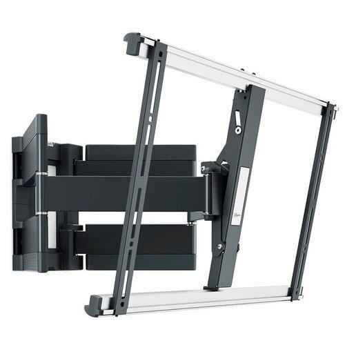 """THIN 550 Ультратонкий наклонно-поворотный кронштейн для ультра тяжелых телевизоров размера 40""""-100"""", макс. 70кг (VESA 600x400), черный"""