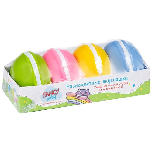 Набор игрушек «Разноцветные вкусняшки» FANCY BABY