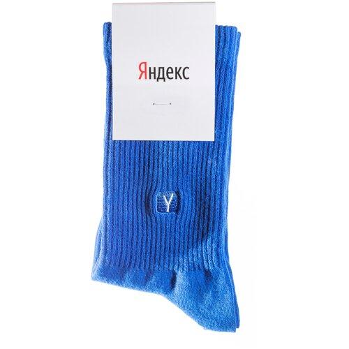 Носки Yandex (размер 40-44), синий
