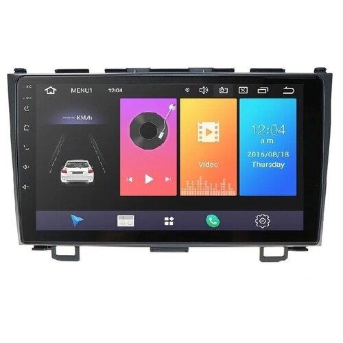 штатная магнитола carmedia u9 6263 t8 honda crv 2017 Штатная магнитола Junsun Honda CR-V 4G+WiFI (2/ 32GB) 8Core Android 10