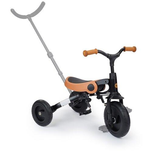 Фото - Беговел-велосипед Happy Baby Vester, brown беговел happy baby vester 50027_sage