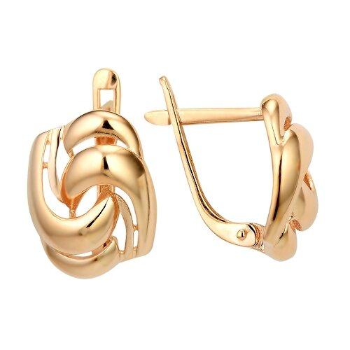 Сорокин Золотые серьги 40087900
