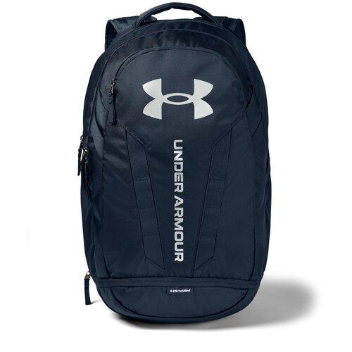 Мультиспортивный рюкзак Under Armour Hustle 5.0 (academy/silver - 408), academy/silver - 408 рюкзак under armour halftime academy white 408