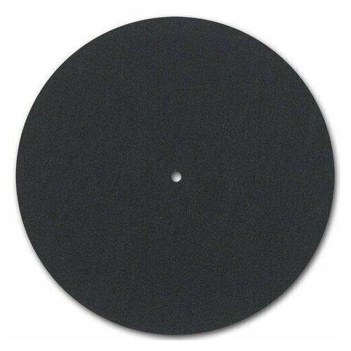 Мат для диска проигрывателя Pro-Ject FELT MAT 300mm Black