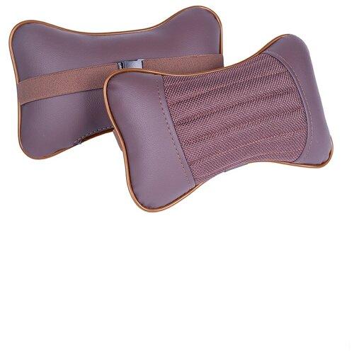 Комплект автомобильных подушек под шею (sector41167, 2 штуки)