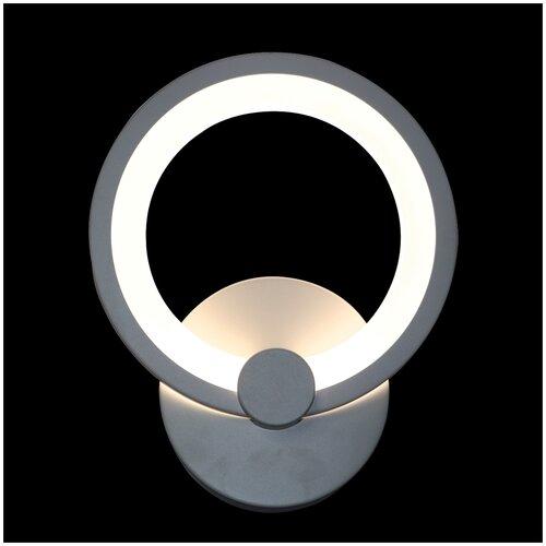 Фото - Настенный светильник Natali Kovaltseva LED LAMPS 81149/1W, 36 Вт светодиодное бра 18w led lamps 81148 1w natali kovaltseva