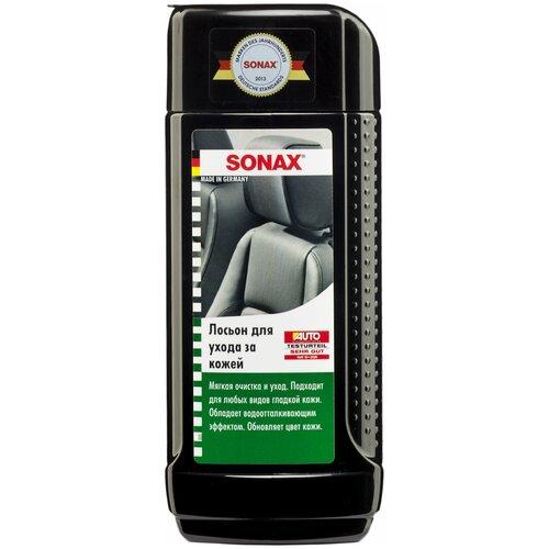 SONAX Лосьон по уходу за кожей салона автомобиля 291141, 0.25 л