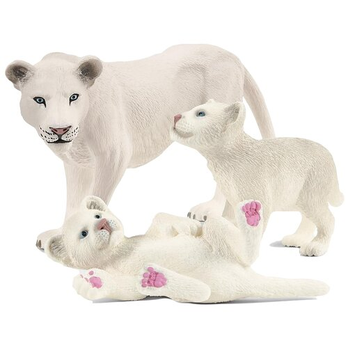 Купить Львица со львятами SCHLEICH (42505), Игровые наборы и фигурки