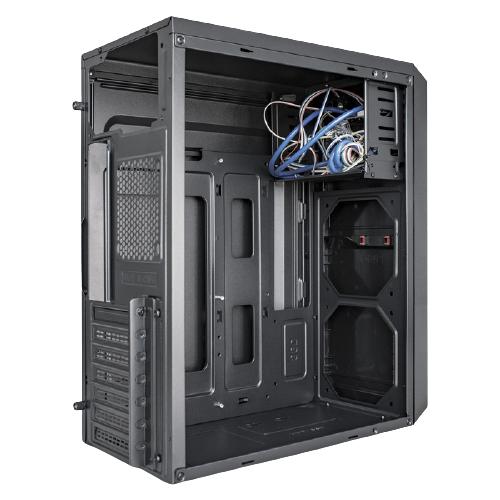 Компьютерный корпус ExeGate AX-251U2 350W