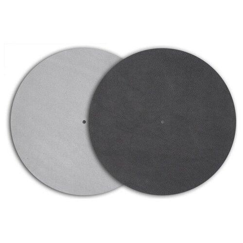 Мат антистатический Pro-Ject Leather It Grey