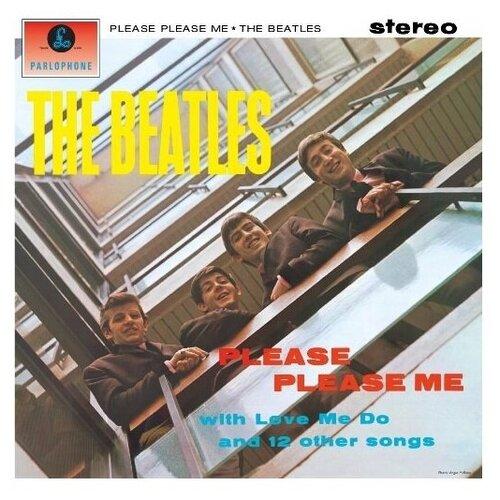 Виниловая пластинка Universal Music The Beatles - Please Please Me (1LP) виниловая пластинка the beatles please please me 0094638241614