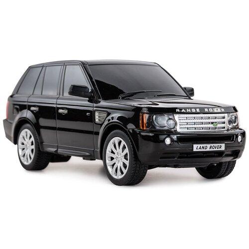 Легковой автомобиль Rastar Land Rover Range Rover Sport (30300) 1:24 21 см черный легковой автомобиль rastar land rover discovery 3 21900 1 14 черный