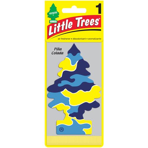 Фото - Little Trees Ароматизатор для автомобиля Ёлочка Пина колада (Pina Colada) little trees ароматизатор для автомобиля u3s 32967 eu пина колада