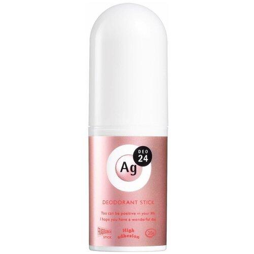 Shiseido дезодорант-антиперспирант, стик, Ag DEO24 Floral bouquet, 20 г недорого