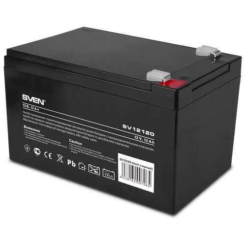 Аккумуляторная батарея SVEN SV12120 12 А·ч