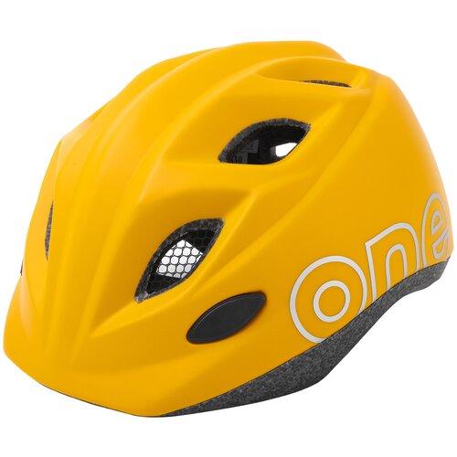 Защита головы Bobike ONE Plus, р. XS (48 - 53 см), mighty mustard