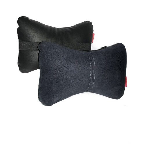 Комплект автомобильных подушек под шею (EcoZam41103, 2 штуки)