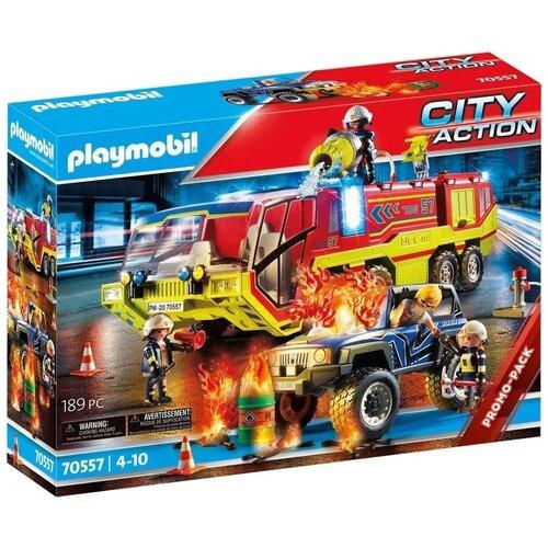 Конструктор Playmobil City Action 70557 Пожарная машина недорого
