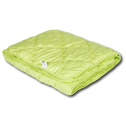 Фото - Одеяло АльВиТек Алоэ-Микрофибра, легкое, 200 х 220 см (зеленый) одеяло альвитек крапива традиция легкое 200 х 220 см зеленый
