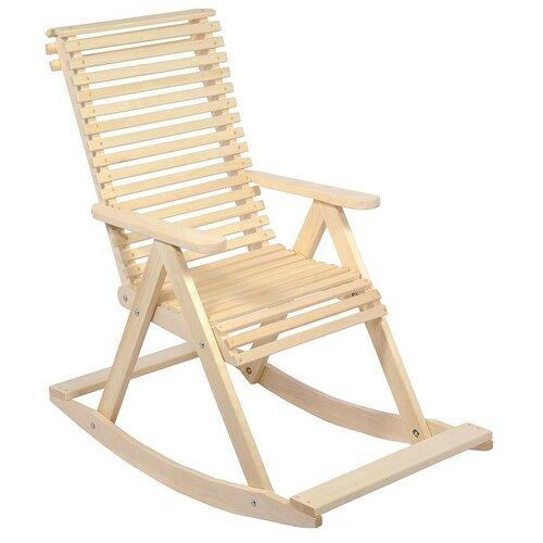 Кресло-качалка Банные штучки 32462 липа