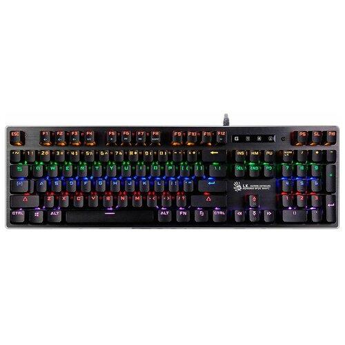 Игровая клавиатура Bloody B760 Neon Black
