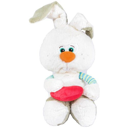 Мягкая игрушка Левеня Зайчонок Лунни 32 см