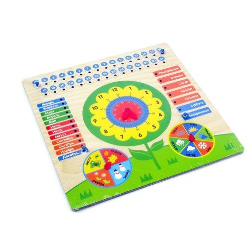 Календарь PAREMO Цветок PE720-187 разноцветный