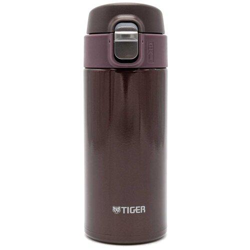 Термокружка TIGER MMJ-A361, 0.36 л chocolate brown