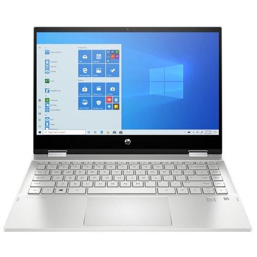 Ноутбук HP PAVILION x360 14-dw1011ur (2X2R8EA), естественный серебряный