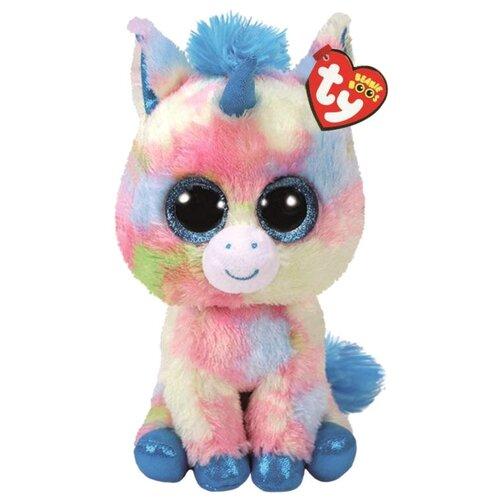 Мягкая игрушка TY Beanie boos Единорог Blitz 33 см