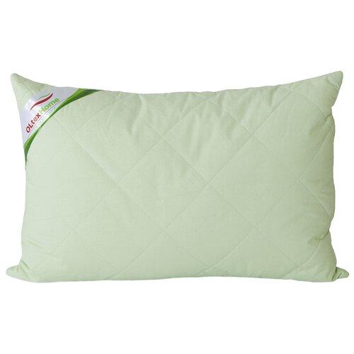 Подушка OLTEX бамбук, стеганый чехол (ОБТ-57-3) 50 х 70 см фисташковый
