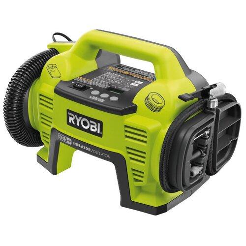 Автомобильный компрессор RYOBI R18I-0 ONE+ 5133001834 зеленый