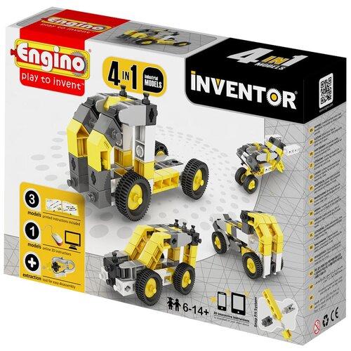 Конструктор ENGINO Inventor (Pico Builds) 0434 Промышленность