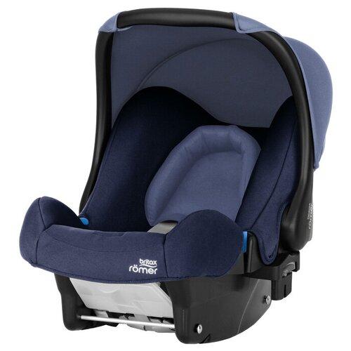 Автокресло-переноска группа 0+ (до 13 кг) BRITAX ROMER Baby-Safe, Moonlight Blue