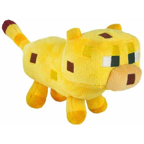 Мягкая игрушка Jazwares Minecraft Детеныш оцелота 18 см