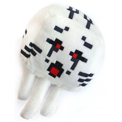 Мягкая игрушка MOJANG Гаст с красными глазами из Minecraft 16 см