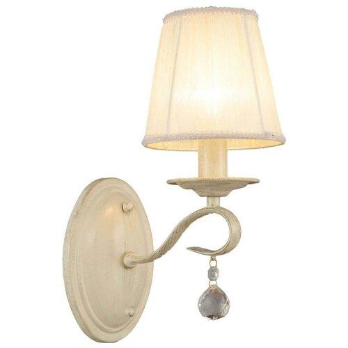 Фото - Настенный светильник Toplight Teresa TL7270B-01RY, 40 Вт настенный светильник toplight gertrude tl1138 1w 40 вт