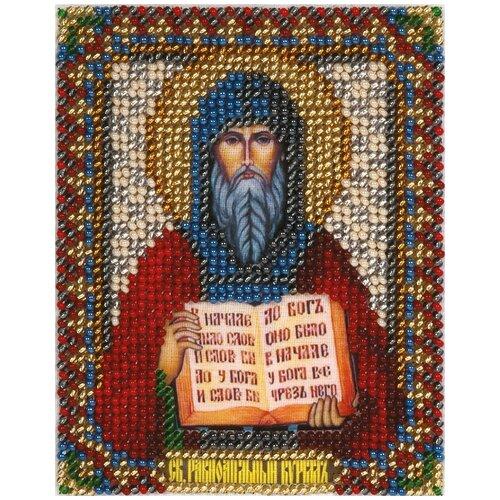 Купить Набор для вышивания PANNA CM-1079 ( ЦМ-1079 ) Икона Святого Равноапостольного Кирилла , Наборы для вышивания