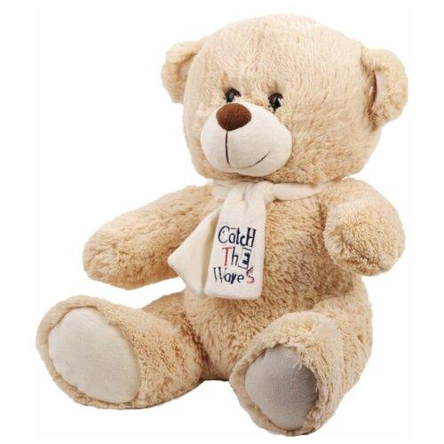 Мягкая игрушка Button Blue Медведь Тишка 40 см