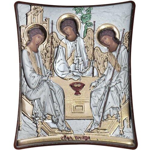 Икона Святая Троица 105TBR1FW, 11х14 см