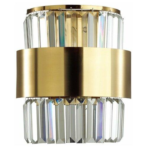 Фото - Настенный светильник Odeon Light Lepart 4840/2W, E14, 80 Вт настенный светильник odeon light foscara 4719 2w 80 вт