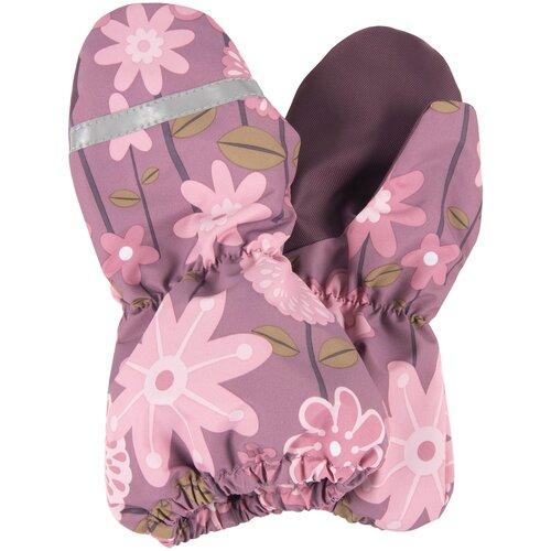 Купить Рукавицы для мальчиков и девочек RAIN K21173в KERRY размер 1 цвет 06105, Царапки и варежки