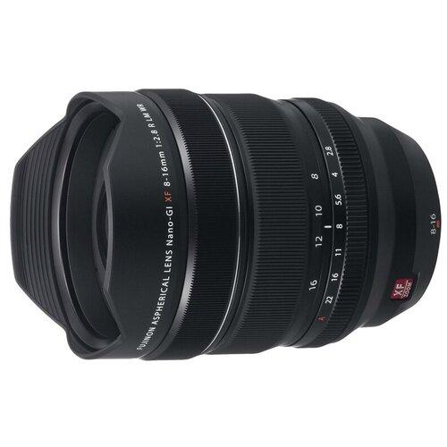 Фото - Объектив Fujifilm XF 8-16mm f/2.8R LM WR объектив sony 16mm f 2 8 fisheye sal 16f28
