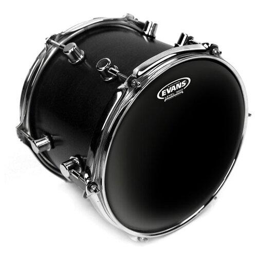 Evans TT10CHR 10-дюймовый пластик для барабана evans tt12g14 12 дюймовый пластик для барабана