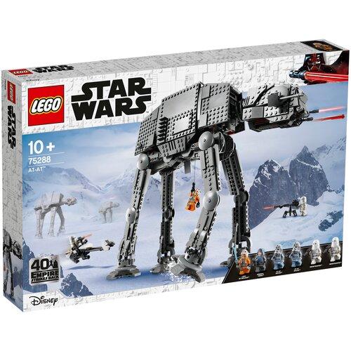 Фото - Конструктор LEGO Star Wars 75288 AT-AT lego star wars книга идей