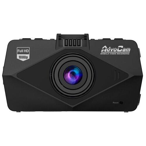 Видеорегистратор AdvoCam FD Black-II, черный