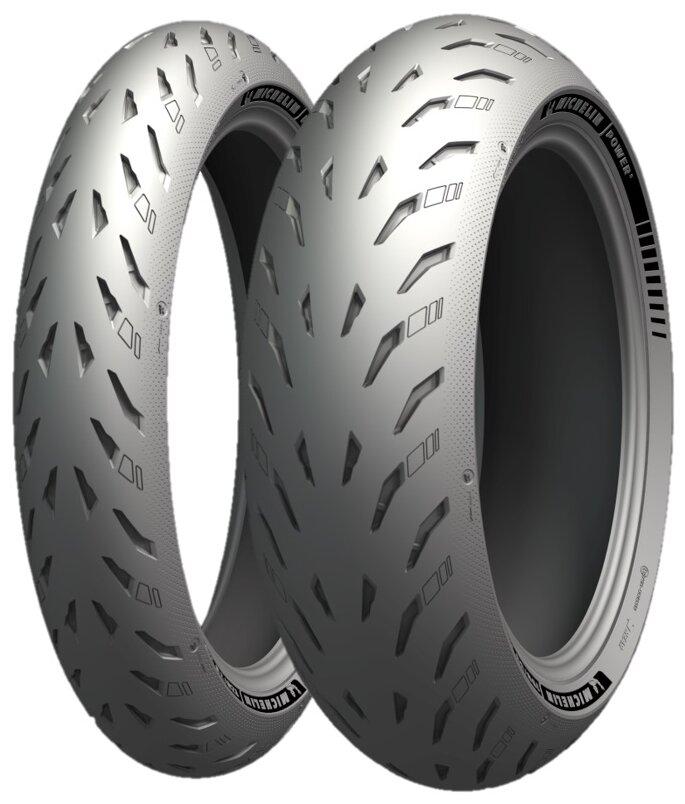 Шина для мотоцикла MICHELIN POWER 5, задняя