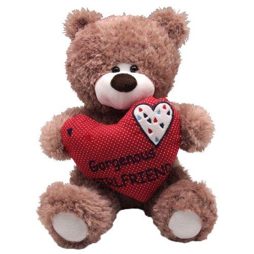 Мягкая игрушка Magic Bear Toys Мишка Кельвин 30 см
