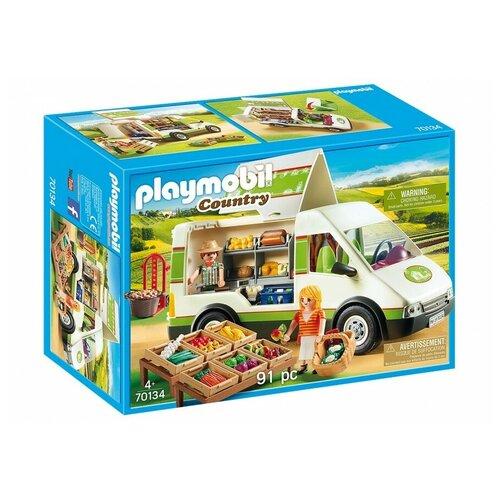 Конструктор Playmobil Country 70134 Продуктовый фургон