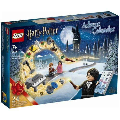 Конструктор LEGO Harry Potter 75981 Новогодний календарь lego harry potter волшебные секреты